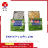 Hot selling High Quality Decorative Safety Pins With Good Price