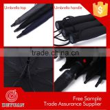 high quality 190t pongee fabric with fiberglass ribs for umbrella                                                                         Quality Choice