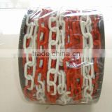 Road Safety Plastic Barricading Chain