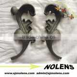 wrought iron spear finials for iron gates/iron fence