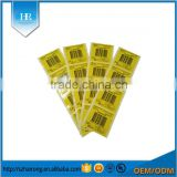 Waterproof barcode adhesive label sticker                                                                                                         Supplier's Choice