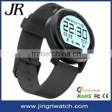 fashion android gps smart watch with bluetooth Pedometer Calorie support android and ios phone