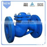 Latest ductile iron wafer lift check valve