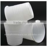 Disposable Custom Logo PET Clear Plastic Cups