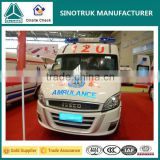 High Quality IVECO Diesel Type Ambulance Vehicle for Sale