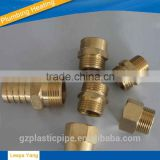 pex al pex pipe brass fittings aluminium plastic pipe tube copper connector brass compression hose fitting brass