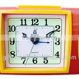 square electron bell Christmas gift alarm clock item for children