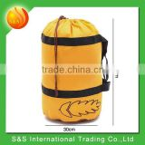 New style bright color barrel light promomtional cheap gym bag