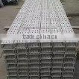 KUWAIT HOT DIP GALVANIZED PAINTED cable trays,ladders,trunking manufacturer - dana steel