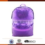 Sequin School Backpacks Bag for Teenager Girls