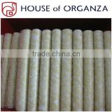 Bronzing Organza Fabric for Holiday Decoration                                                                         Quality Choice