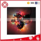 Cheap rice bulbs green cable Christmas lights garland/promotion mini Christmas lights                                                                         Quality Choice