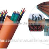 PVC casing pipe extrusion line,electrical tubing production line