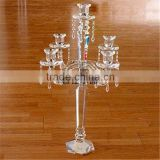 Handmade beautiful bling crystal candle holders