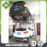 2 Level Car Parking Elevator low Cost Lift