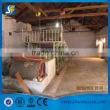 sludge paperboard making machine for paper mill