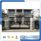 Home & Commercial Aluminum Estate gate designs for homes/residential gate&metal main gate