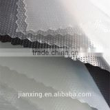 Adhesive PE material embroidery hot melt film for apparel