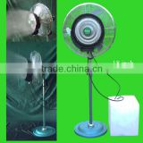 electric air cooler fans with water spray
