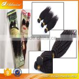 Very Fashion 100% Virgin Africa America Human Hair Extensions at Factory Price