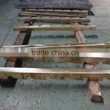 coil processing line spare parts AISI 4130 alloy steel oblique wedge