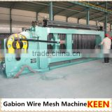 Gabion wire netting machine/heavy duty hexagonal wire netting machine/gabion mesh production line