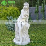 Resin Life Size Angel Garden Statue