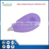 Hot manufacturing customized correction tape of various color