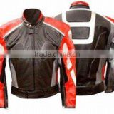 beautiful slim cool motorbike leather jacket , Leather Motorbike Jacket , Good Quality Unisex Lambskin Leather Motorbike Jackets