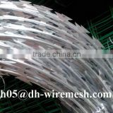 Hot sale alibaba anping low price Razor Barbed Military Wire Mesh Fence , razor wire fence for sale