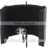Studio Microphone Diffuser Isolation Sound Absorber Foam Panel                                                                         Quality Choice