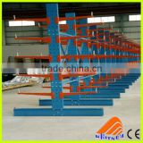 Widely used in storage heavy duty cantilevered racking,metal test tube rack,metal hanging rotating display rack