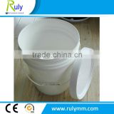 New PP customized 5 gallon plastic pails with lid and handle