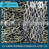 No Complaint Wholesale China Black Painted Alloy Short Link Chain