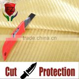 Promoting discount para aramid cloth fr clothing chainsaw chaps fabric for protective work gear