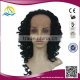 Factory price Resistant afro curl lace wig