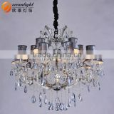 Modern Crystal Chandelier lustres de cristal Decoration Living Room Chandeliers Home Lighting Modern Lighting Chandelier Crystal