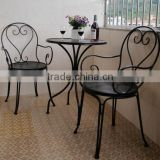 Modern Appearance and Iron Metal Type wire mesh outdoor chair