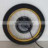 72V electric bike kit 5000 watt hub motor