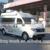 CLW motor home, family sedan, recreational vehicle ,Dongfeng engine