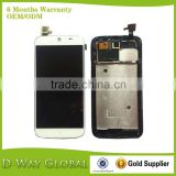 Cell Phone Spare Parts Lcd with Touch Screen Digitizer for acer jade s55 Lcd Screen