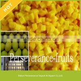 IQF Frozen Fruit And Frozen Mango Dice