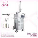 Tumour Removal Laser Fractional Co2 Eye Wrinkle 1ms-5000ms / Bag Removal Machine For Vulva Treatment Carboxytherapy