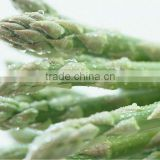 2015 new crop IQF green asparagus