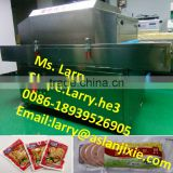 SUS tunnel uv sterilizer/stainless steel herbs uv sterilizer/uv sterilizing machine for herbs