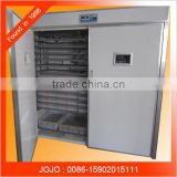 100% Fully automatic 5280 capacity ostrich egg incubator ostrich incubator automatic in temperature humitity eggs turning