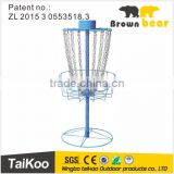 hot disc golf basket hight quality professional Frolf