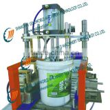 Capping Machine for big paint oil barrel capping