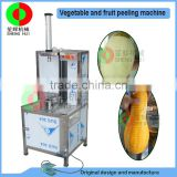 New developed melon peeling machine, pawpaw pumpkin water melon skin peeler