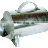 High quality galvanized chicken poultry feeder / drinker